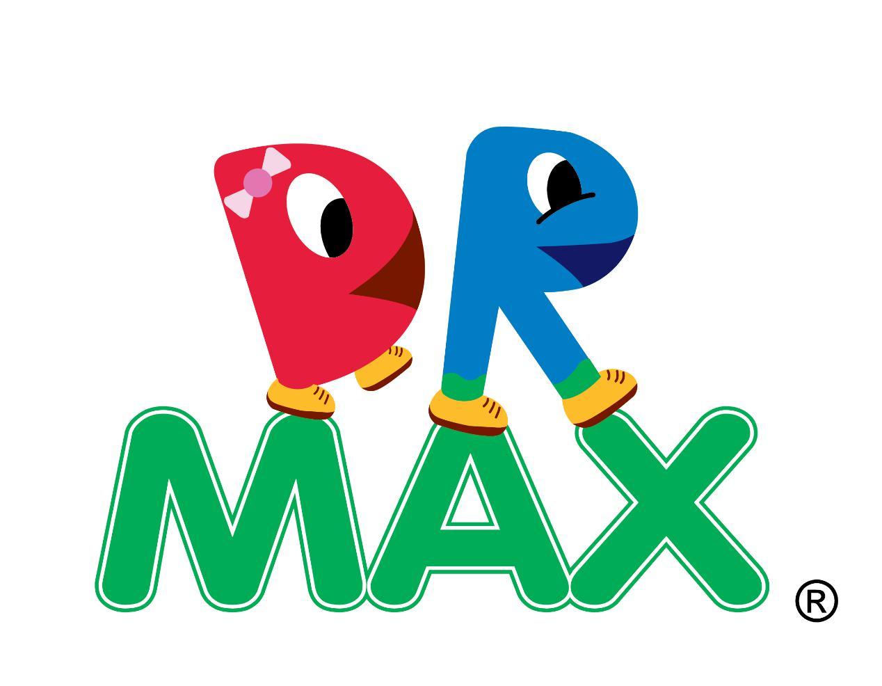 DRMAX logo
