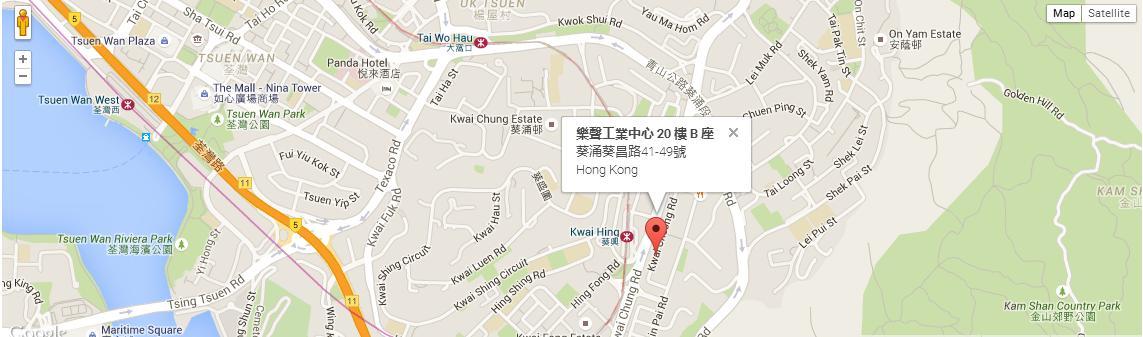 drmax map